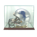 Football Helmet Rectangle Display Case