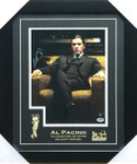 Al Pacino 'Godfather' Signed Framed 11x14