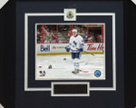 Auston Matthews Toronto Maple Leafs 8x10 framed photo B