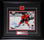 Erik Karlsson Signed  8x10 Photo Framed