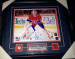 Carey Price Signed Montreal Canadiens 11x14 Framed Photo