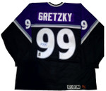 Gretzky Autographed Western All-Star Authentic Jersey WGA