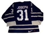Curtis Joseoh Autographed Toronto Maple Leafs Authentic Jersey