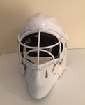 Patrick Roy SIGNED 1986 Montreal Canadiens Rookie Full Sized Goalie Mask