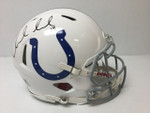 Andrew Luck Signed Revolution Pro Indianapolis Colts Helmet