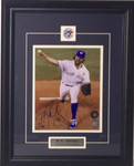 R.A Dickey Autographed Toronto Blue Jays Signed 8x10 Photo