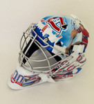 Carey Price SIGNED Montreal Canadiens 100 Year Goalie Mask