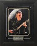 Roger Waters Autographed 11x14 Framed Photo