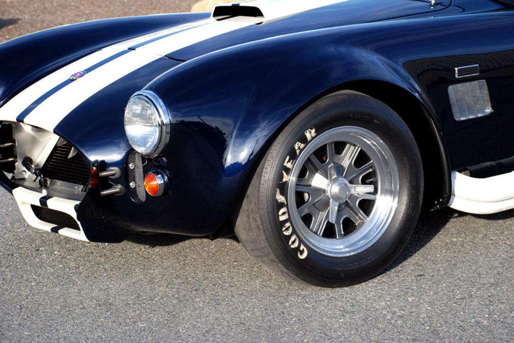 """#14867 - 15"""" Vintage Halibrand Replica Wheels"""