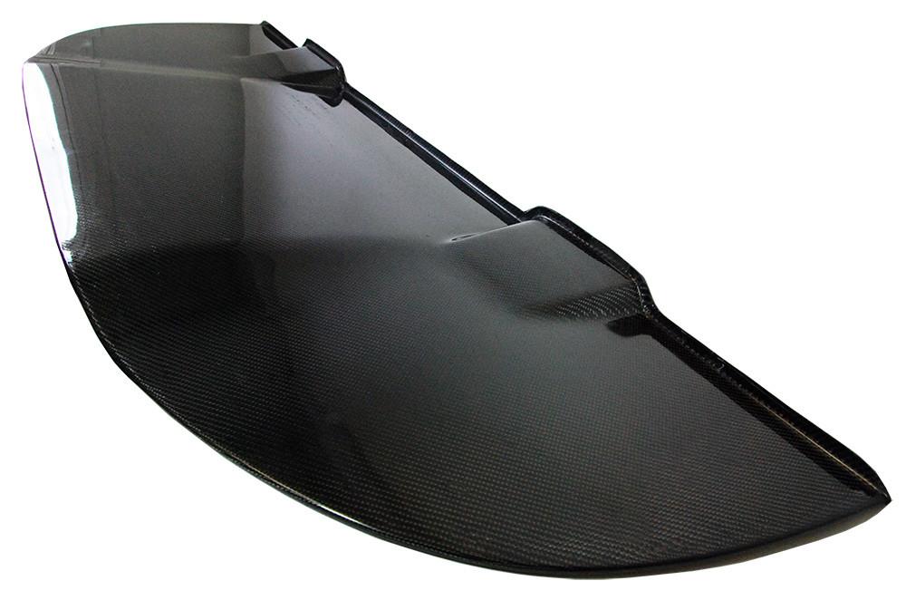 #80718 - 818 Carbon Fiber Front Splitter - Race Version