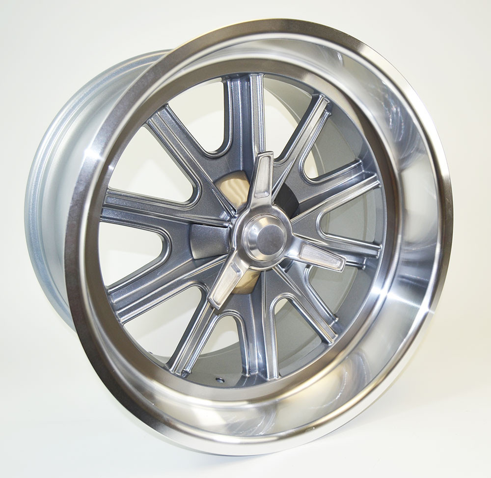 15812 18 Quot Halibrand Style Replica Wheels Factory Five