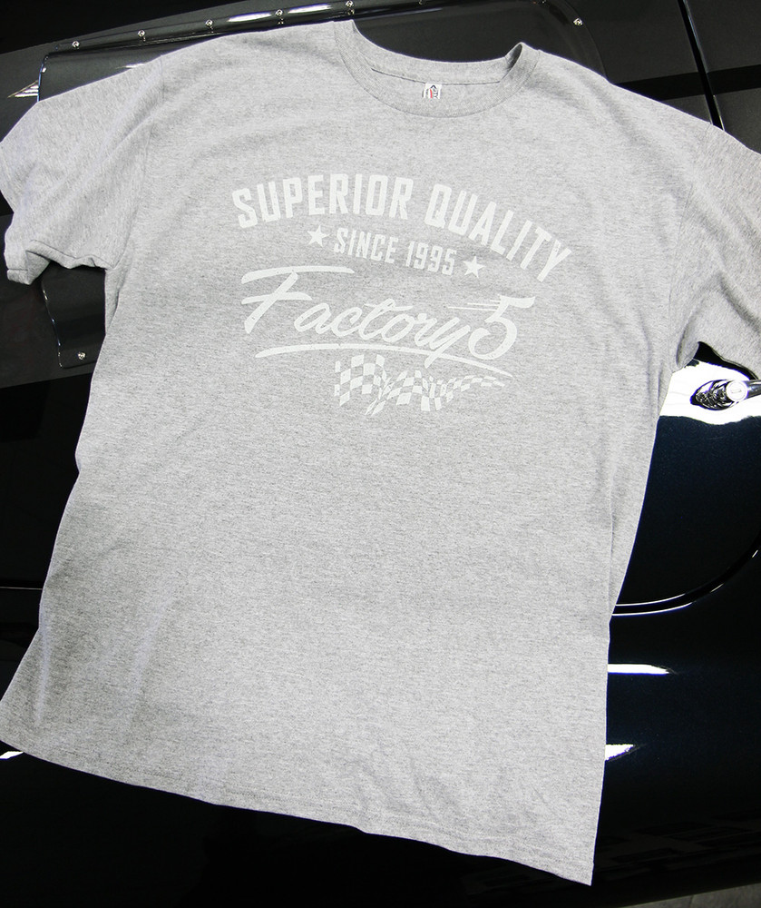 """#16342 - Factory Five """"Superior Quality"""" T-Shirt"""
