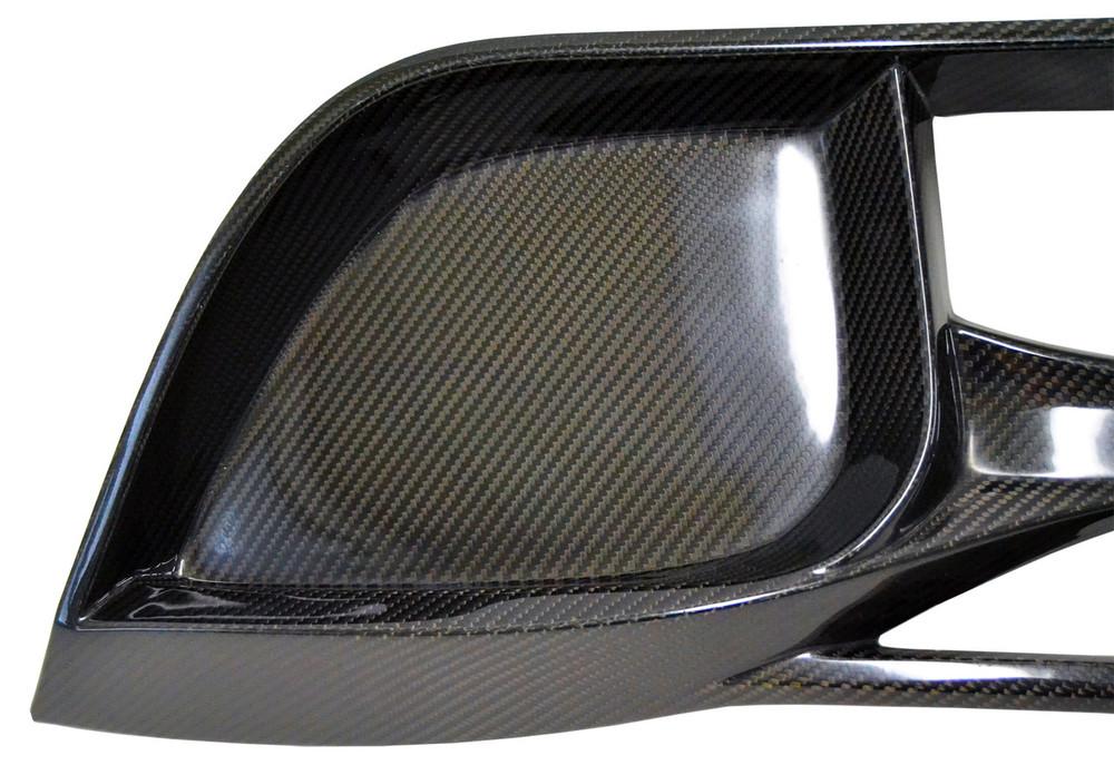 #81140 - Carbon Fiber 818 Nose Inset