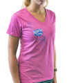 Pink Ladies V-Neck Tee