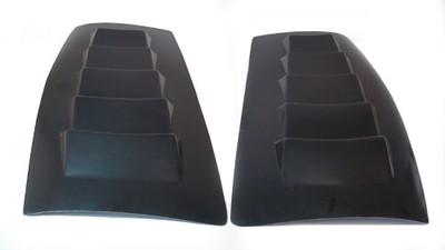 #26069 - GTM Fender Louver Set