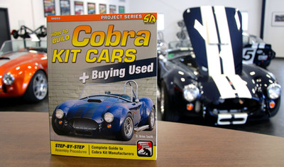 #15518 - How to Build Cobra Kit Cars