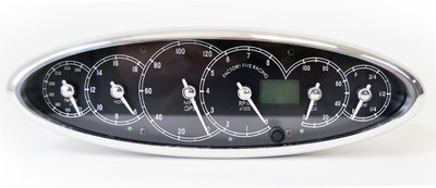 Factory Five Hot Rod Gauge Cluster