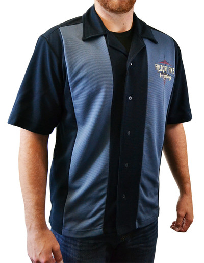 "#16097 - Factory Five ""50's Style"" Bowling Shirt"