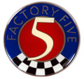 Factory Five Racing Badge