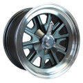 15&quot; Vintage Halibrand Replica Wheels