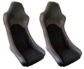 Black GTM Seats