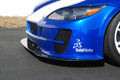 818 Carbon Fiber Front Splitter - Race Version