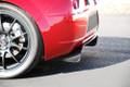 818 Carbon Fiber Rear Diffuser