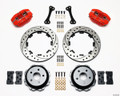 "Wilwood Drilled & Slotted 12"" Front & 12.19"" Rear Brake Kit"