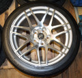 Used GTM Aluminum Performance Wheels