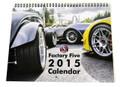 2015 Factory Five Calendar