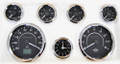 Factory Five Vintage Gauge Set w/GPS Speedometer