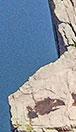 Photo of Preikestolen, aka Pulpit Rock.