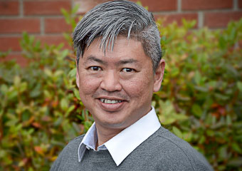 Photo of Chiep Ping (CP) Koh.