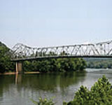 Photo of Point Marion Bridge.