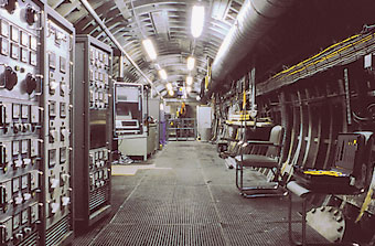 Photo of Nuclear Waste Repository.