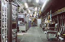 Photo of a Nuclear Waste Repository.