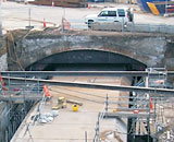 Photo of Blackfriars Station Redevelopment Project.