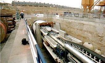 Photo of FCC (Line 7) Subway.