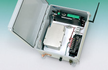 Model 8040 2-Channel Wireless Vibrating Wire Interface Module.
