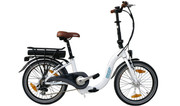 Pearl Ladies Comfort Electric Bicycle