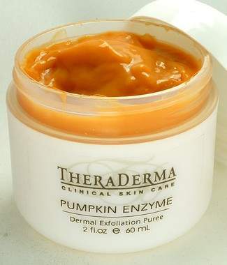 Theraderma Pumpkin Enzyme Dermal Exfoliation Puree
