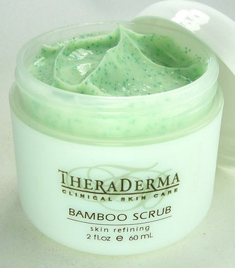 Theraderma Clinical Skin Care Refining Bamboo Scrub