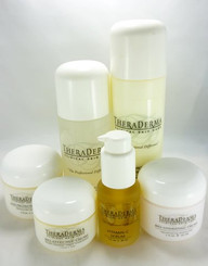 Theraderma Sensitive Delicate Skin 6 piece Homecare System