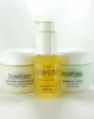 Theraderma Normal Combination Skin 3 piece Extra Care System