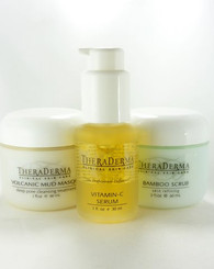 Theraderma Normal Combination Skin Extra Care System