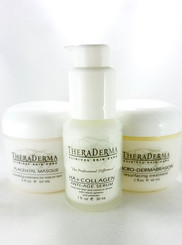 Theraderma Dry-Mature Skin – 3 piece Extra Care System