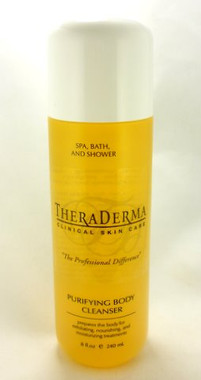 Theraderma Purifying Body Cleanser and Hair Shampoo