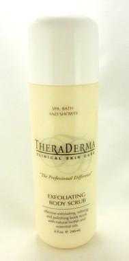 Theraderma Exfoliating Clinical Skin Care Body Scrub