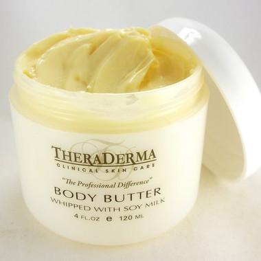 Organic Body Butter Skin Care Cream