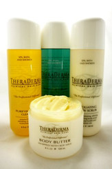 Theraderma Body Butter Homecare System